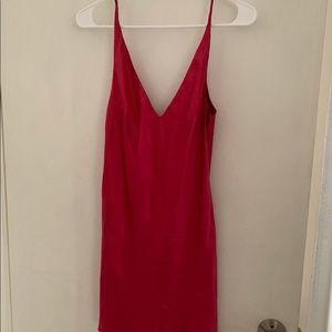 Victoria's Secret Silk Slip dress